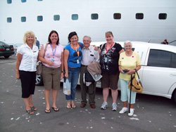 Xquizit Limousines cater for cruise excursions from the Port of Tauranga to Rotorua