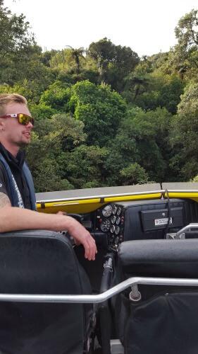 Learning about local history with Katoa Lake Rotorua.