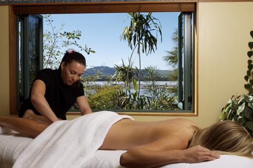 © Polynesian Spa - Lake Spa therapies, Rotorua, NZ