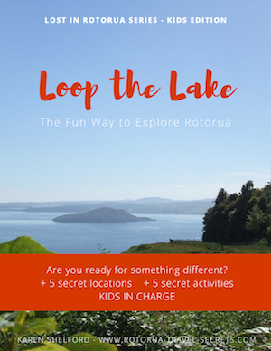 Rotorua Loop the Lake Self-drive Tour Guide for Families