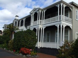 Rotorua accommodation deals. (This is Princes Gate Boutique Hotel)