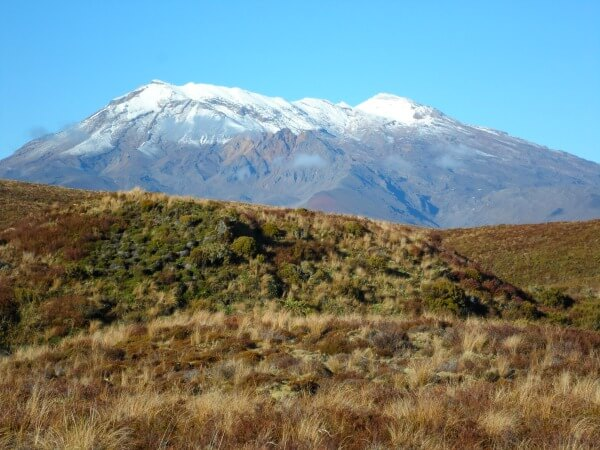 Mt Ruapehu - Tongariro National Park, New Zealand