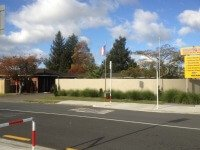 Red Rock Thermal Motel in Rotorua, NZ