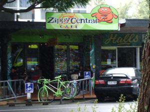 Rotorua Cafes - Zippy Central Cafe