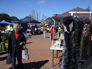 Rotorua Markets - Kuirau Park Flea Market
