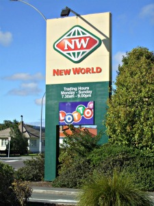 Rotorua Supermarkets - New World