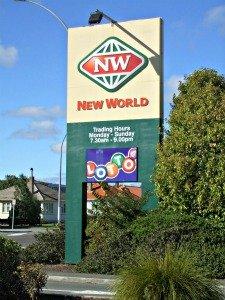 Rotorua Supermarkets - New World