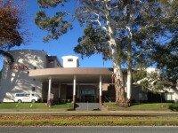 Rydeges Hotel in Rotorua, NZ