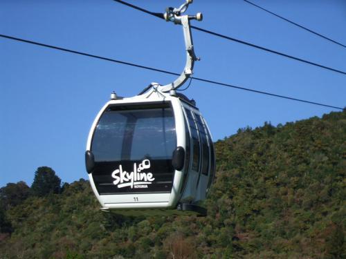 Rotorua Luge - Gondola