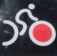 Te Ari Ahi cycle trail signpost
